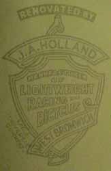Jack Holland silver model
