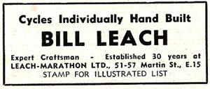 Advert November 1960