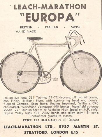 1960's Advertisement