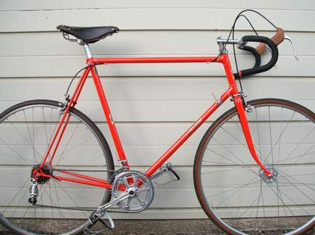 The 1954 Vigorelli frame is 25