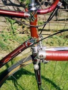 images showing the No. 1 Style lugs and matching fork crown
