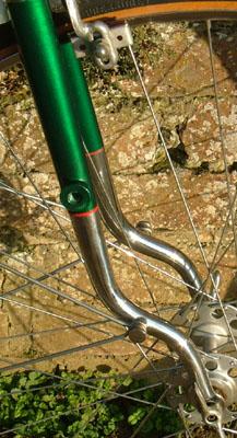 Bates Diadrant forks