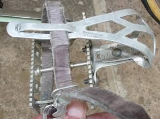 Hobbs Lytalloy pedals