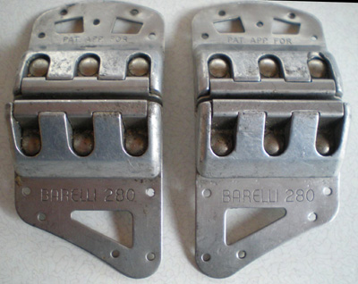A pair of the 280 (deep) shoeplates submitted by Nigel Scott