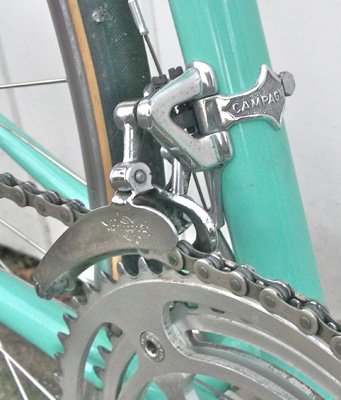 Campagnolo Record changer