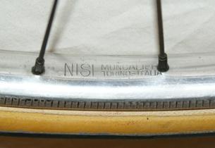 """NISI """"Moncalieri"""" (Aluminium) sprint rims"""