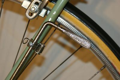 Where it all starts - the sigle (Una Leva) gear lever