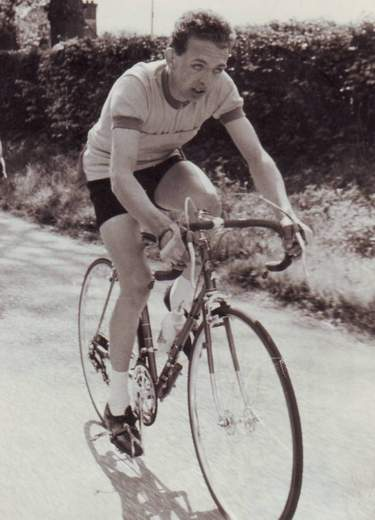 Photo of John Spooner on the Fred Dean in the 1963