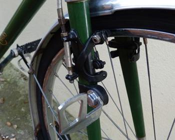 Resilion Cantilette brakes,