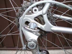Simplex rear ends with Simplex gear