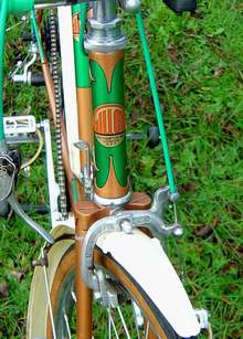 Sturmey combined with derailleur gear - a tourists choice