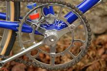 Chater chainset round cranks