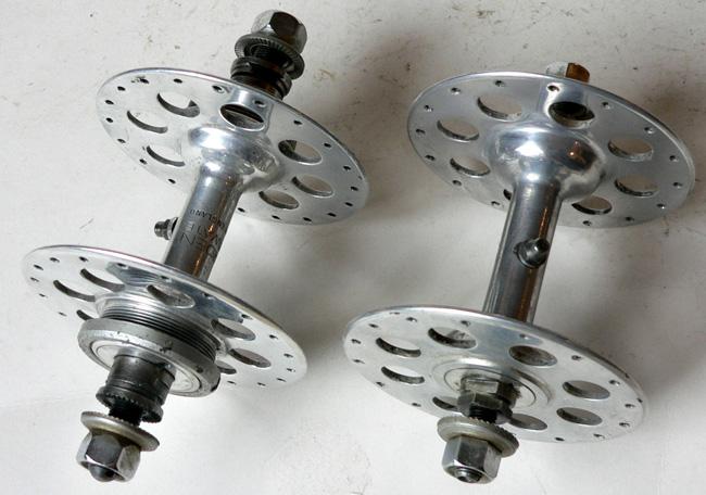 Harden Flywate hubs - second version