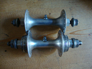 double-fixed hubs.