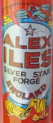 Original Alex Iles transfer
