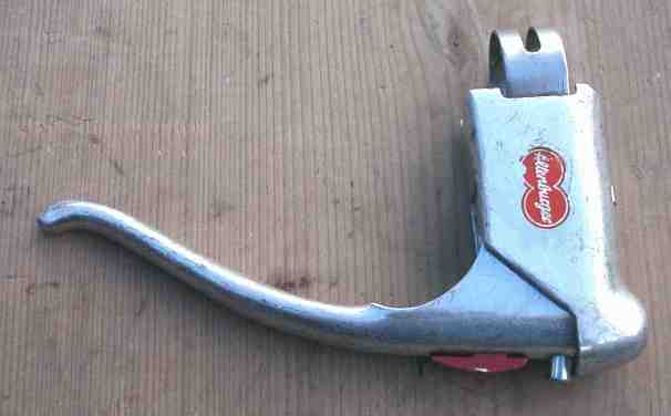 The GB/Altenburger brake lever which came out with the Syncron in 1964