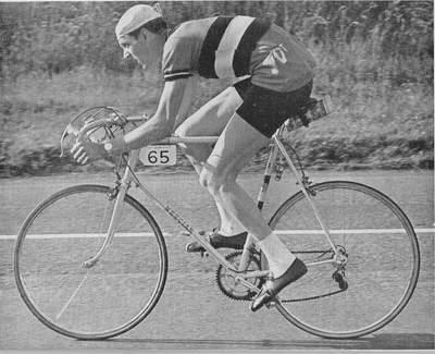 Derek Woodings of Derby Wheelers
