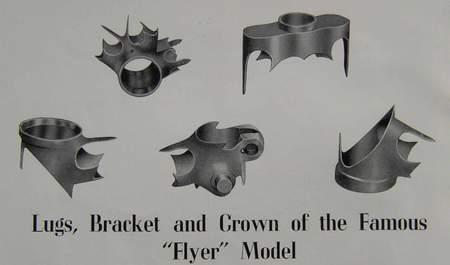 Lug details taken fron 1939 Carlton catalogue