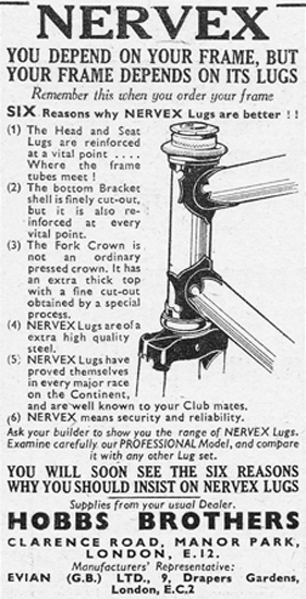 Another interesting slightly technical advert from the same page: