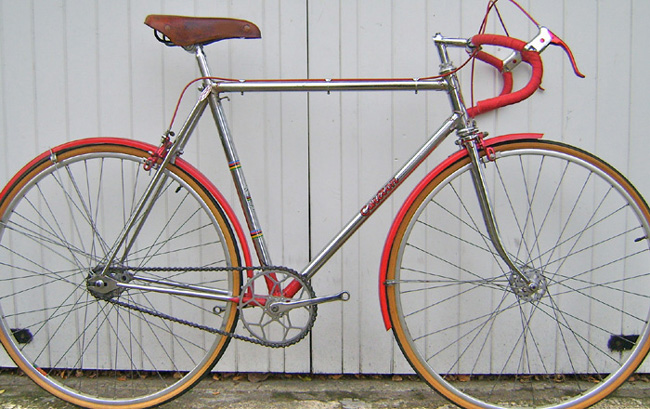 1960 Carlton Flyer Road/Path with Capella lugs