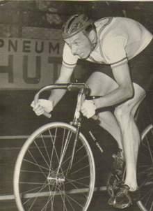 Norman Sheil - winner 4000-metres individual pursuit