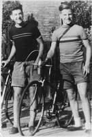Clive and Dennis together