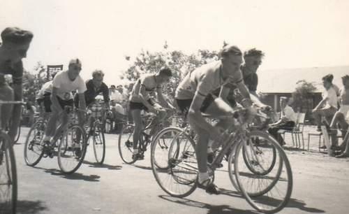 Start of Grand Prix de Kasfareet 1951