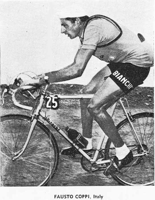 Programme Image of Fausto Coppi