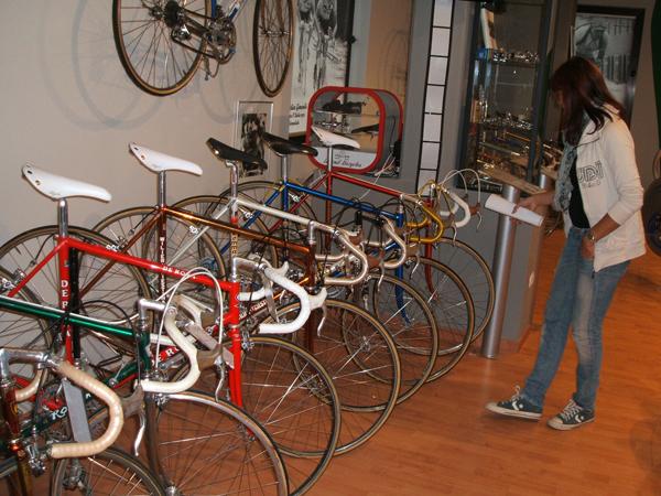 Italian Legend Bicycles Museum