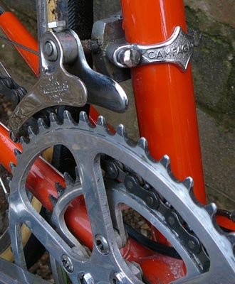 Campagnolo Gran Sport front changer