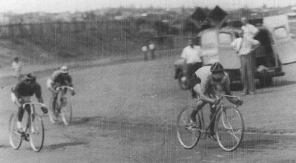 Cycling - date unknown