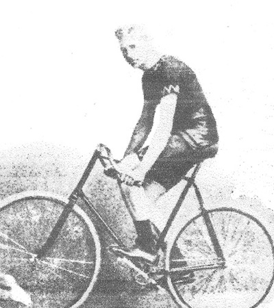 Laurens Meintjies: World stayer champion 1893
