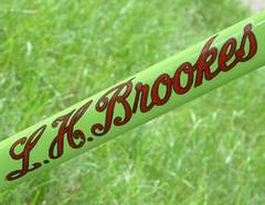 L H Brookes transfer produced by Keith