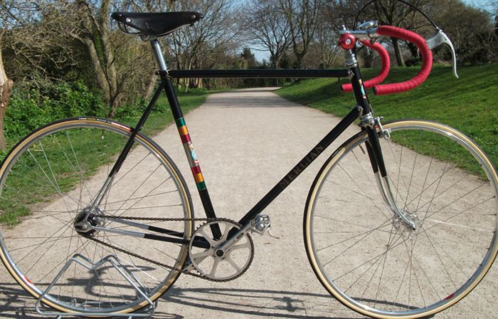 1958 'Tom Crowther' Mercian - built for Tom