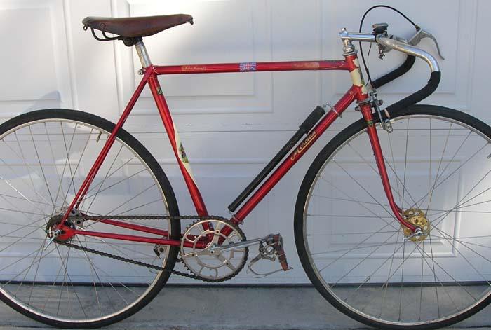 1950 Mercian Super Bi-Laminated