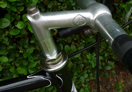 Original alloy GB stem and bars