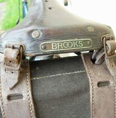 The Brooks B17 Champion Narrow saddle