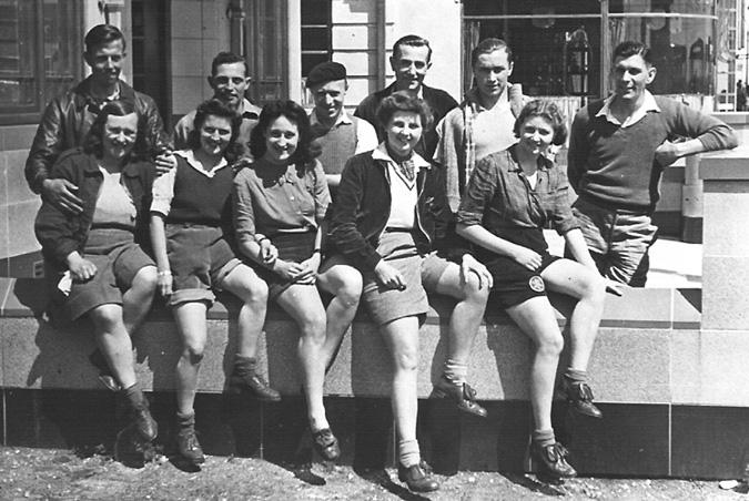 East Surrey club members