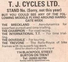 Cycling 1981