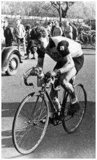 Doug Petty, Wilson Cycles' ace climber