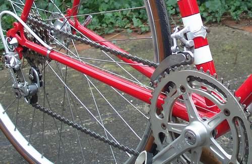 Campagnolo drive chain